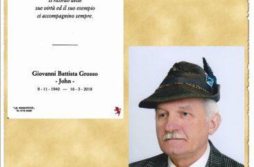 Ricordino Grosso Giovanni Battista