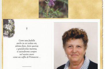 Ricordino Anna Olivero