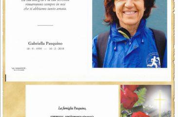 Ricordino Gabriella Pasquino