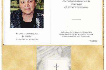 Ricordino Bruna Stroppiana