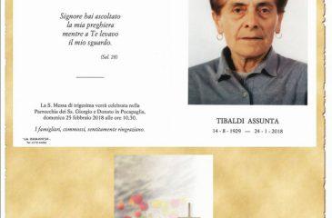 Ricordino Assunta Tibaldi