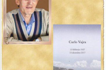 Ricordino Carlo Vajra