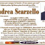 LUTTO ANDREA SCARZELLO