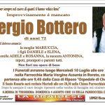 LUTTO SERGIO BOTTERO