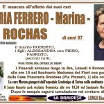 LUTTO MARIA FERRERO