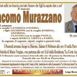 LUTTO GIACOMO MURAZZANO