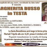 LUTTO MARGHERITA BUSSO