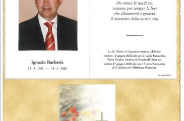 RICORDINO IGNAZIO BARBERIS