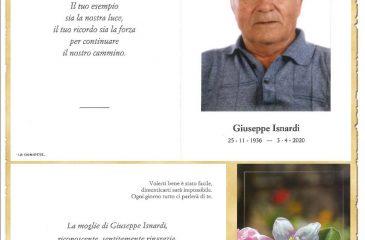 RICORDINO GIUSEPPE ISNARDI