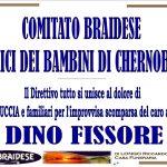 ADESIONE BERNARDINO FISSORE
