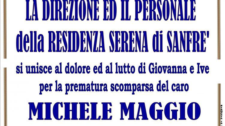 ADESIONE MICHELE MAGGIO