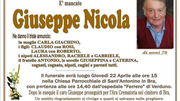 LUTTO GIUSEPPE NICOLA