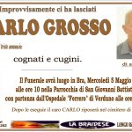 LUTTO CARLO GROSSO