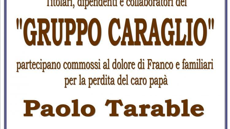 ADESIONE PAOLO TARABLE